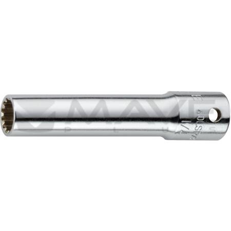 "01021008 Nástrčná hlavice Spline-Drive 40aLSP 8 mm, 1/4 """