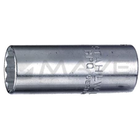 01240006 Nástrčná hlavice 40DL 6 mm