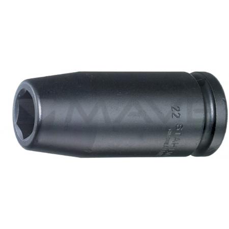 25020019 IMPACT - nástrčná hlavice 56IMP 19 mm