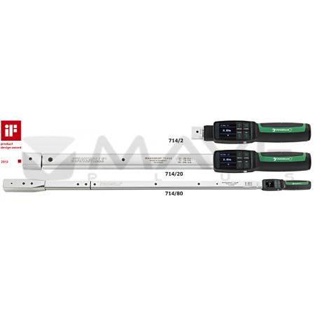 96500901 elektronický klíč pro nádstavce  1-10 Nm